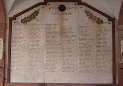 Deportiertendenkmal am Rathaus
