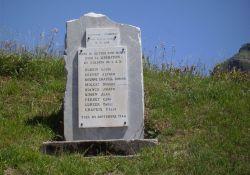 Gedenktafel an getötete AS-Kämpfer