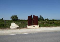 Denkmal Mémorial du Camp de Saliers