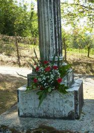 Gedenkstätte in Valla