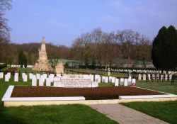 Denkmal, Friedhof Chambière