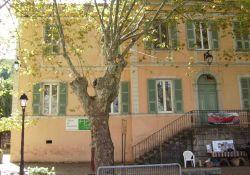 Rathaus von Bocognano