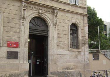 Tafel deportierte jüdische Schüler, Lycée Aubanel