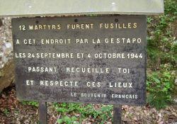 Mémorial du Steingraben