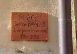 Place Jeanne Barnier