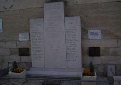 Stele 1939-1945